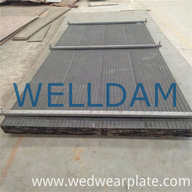 Chromium Carbide Wear Resistant Steel Plate 6