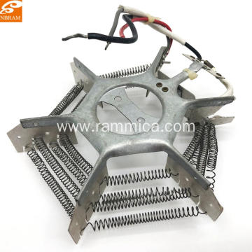 Electric Air Heater Spare Parts Heating Element
