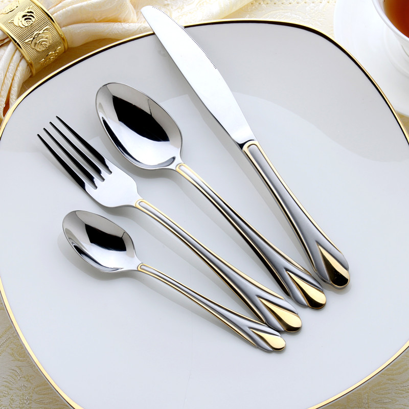 Interpur Stainless Steel Flatware Japan