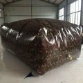 PVC TPU flexible soft edible oil storage tank for Fuel storage