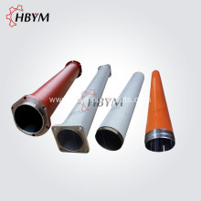 Chromed Concrete Pump Spare Parts Delivery Cylinder