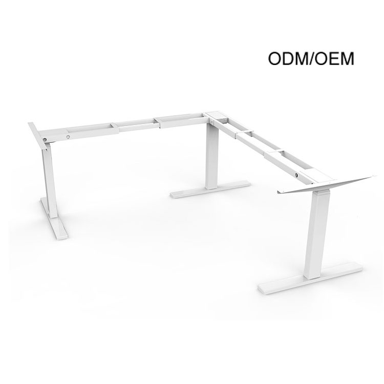 Sit To Stand Up Office Desk Height Adjustable