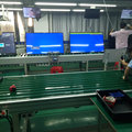 Electric Speed Chain Tv Assembly Line Conveyor Belt
