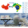 Reliable air freight shipping agent cost to Brazil