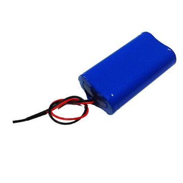 18650 1S2P 3.7V 6000mAh Li-Ion Battery Pack