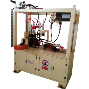 High power scaffolding U-head jack base welding machine