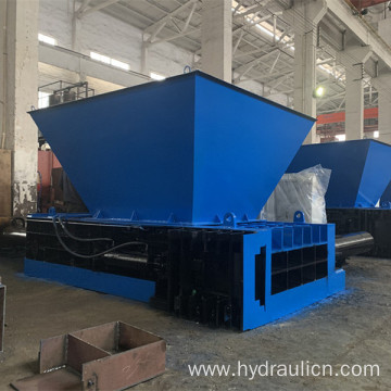 Hydraulic Scrap Metal Cans Packaging Machine Compactor