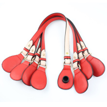 Custom Fashion O Bag PU handles With Screws