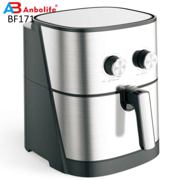 Stainless Steel Electric Air Fryer Oven Cooker