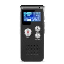 Digital Voice Recorder (8GB) Built-in Microphone Speaker Digital Voice Recorders for Class Lectures Meetings