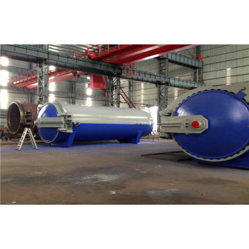 Electric Rubber Vulcanizing autoclave