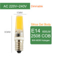 E14 6W COB Dimmable