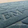 Custom comfortable embossed carpet for hotel room
