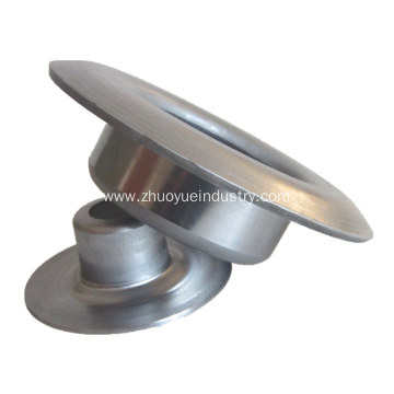 Belt Conveyor Roller Parts Stamping Bearing Housing