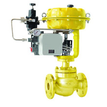 Chlor-alkali Electric Single-seat Regulating Valve