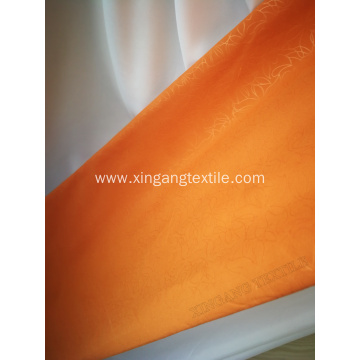 Natural Friendly Embossed Polyester Fabric