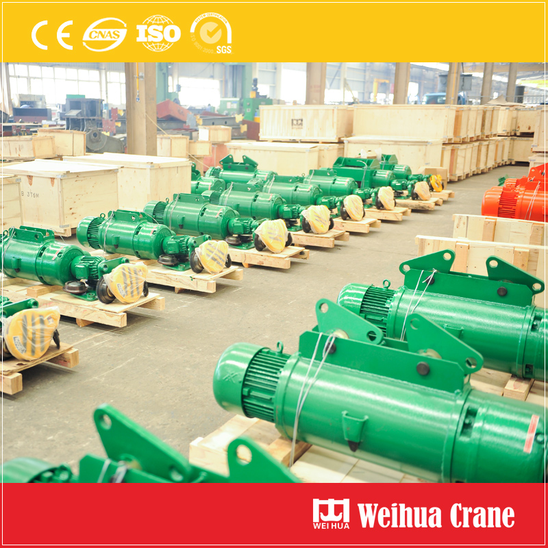 Wire Rope Electric Hoist Md