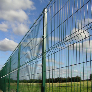 PVC Coated Holland Wire Mesh Fence For Sale