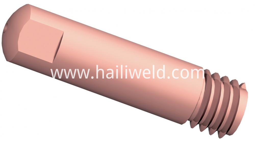 Binzel Mb15 0 6mm M6 Standard Contact Tip
