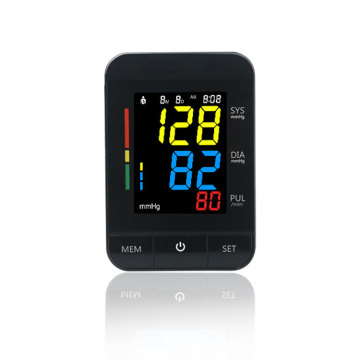 Digital Blood Pressure Monitor Meter Bp Check Machine