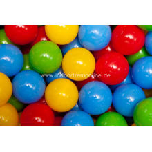 Indoor plastic ball pool for toddler