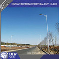 solar power energy street light poles