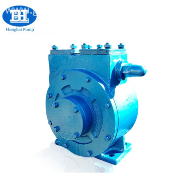 PTO fuel oil tank truck pump