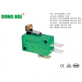 Short Metal Hinge Roller Lever Micro Switch