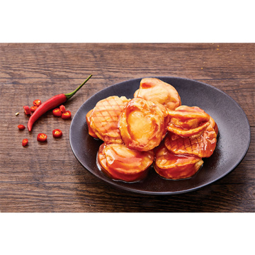 Available wholesale spicy scallop