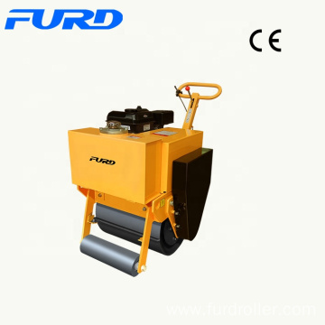 200kg Handheld Vibratory Compact Roller For Soil Compaction