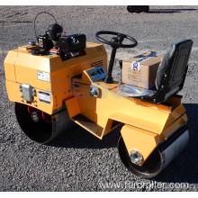 Smooth Wheel Vibratory Road Roller Compactor Machine FYL-855