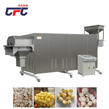 gas popcorn production line