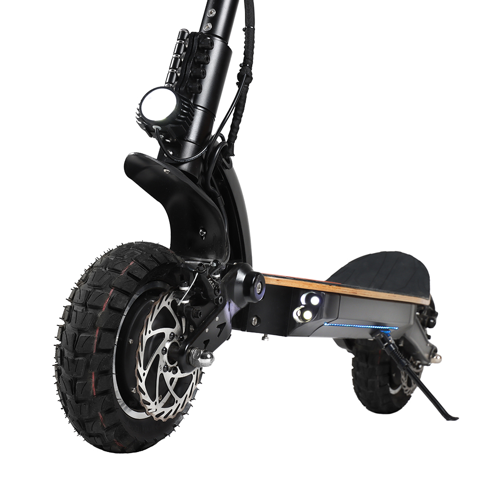 Dual Motors Electric Scooter