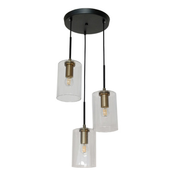 Vintage Modern Lighting Glass Pendant Chandelier light
