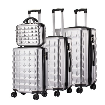 Luggage 3 Piece Set Hardshell Lightweight TSA Lock