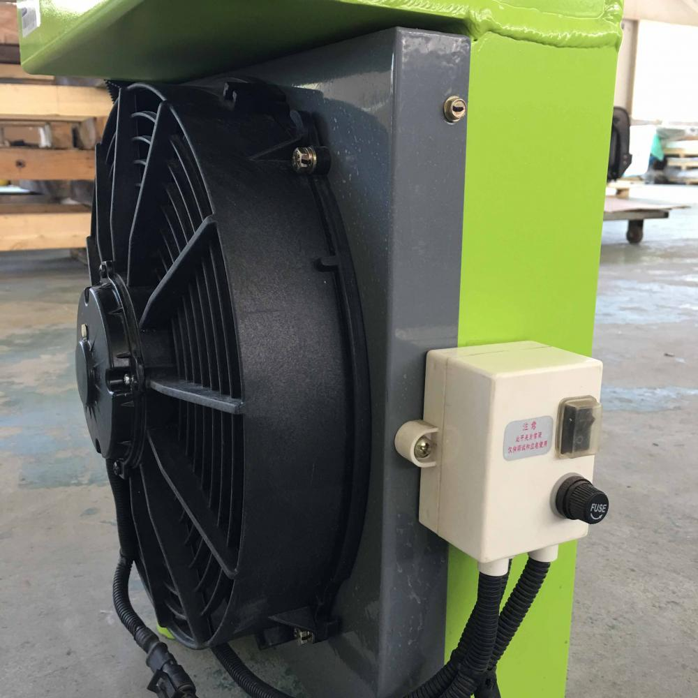Used Hydraulic Oil Cooler For Sale