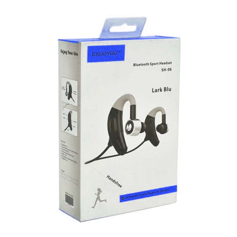 Earbud Bluetooth headset clamshell gift box