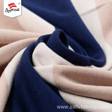 Plain Knitted Luxury Japanese Rayon Fabric For Garment