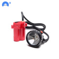 LED Rechargeable Battery Miners Headlamp