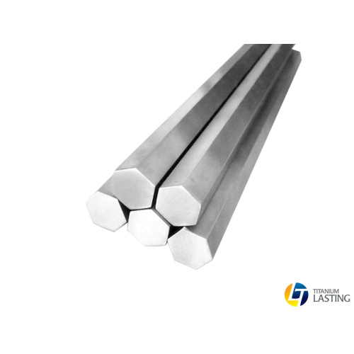 Titanium Hexagon Bar  Titanium Hexagon Rod