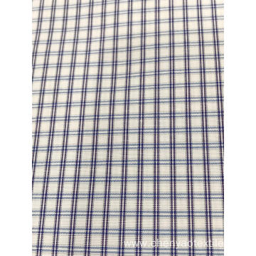 T/C(20%Cotton80%Polyester)Woven Plain Yarn-dyed Plaid Fabric