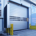 Automatic function fast speed roller shutter
