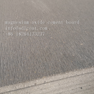Fireproof MGO Substrate Floor Board