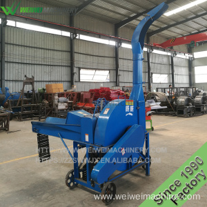 hot sale output 1t/h machine/chaff for animal kenya