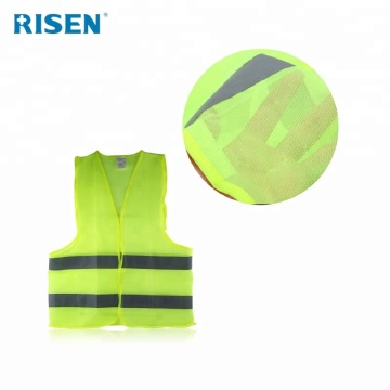 OEM customized reflective cheap safety vest