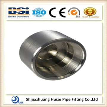 Forged Fitting DN80 Carbon Steel Pipe Coupling