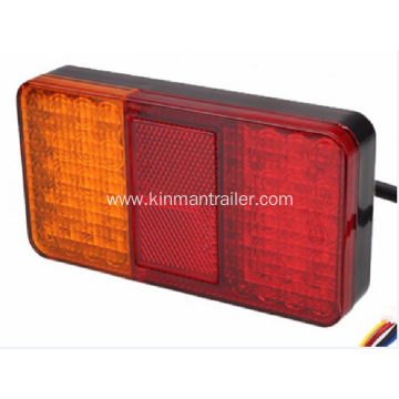 Energy Saving LED Trailer Hitch Light