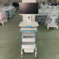 Hospital Aluminum Alloy Mobile Doctor Workstation