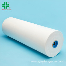Medical Gauze Jumbo Roll 100% Cotton CE Certificated