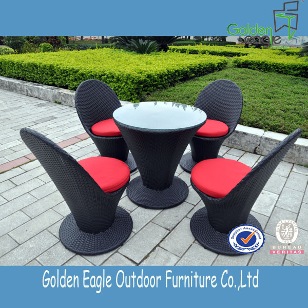 Rattan Aluminum Garden Furniture